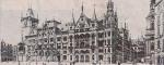 Projet de l'architecte František Blažek, 1901